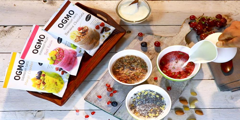 OGMO Mixes OGMO Foods