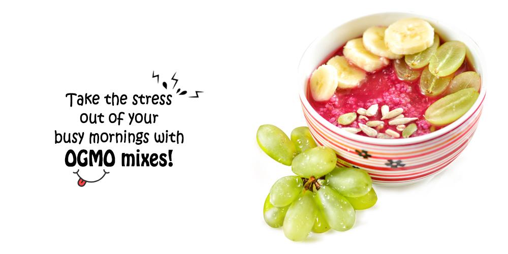 Beet Raisisn OGMO Foods