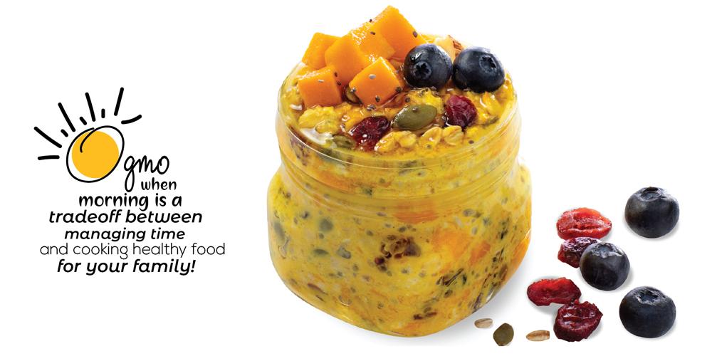Mango Cranberry OGMO Foods