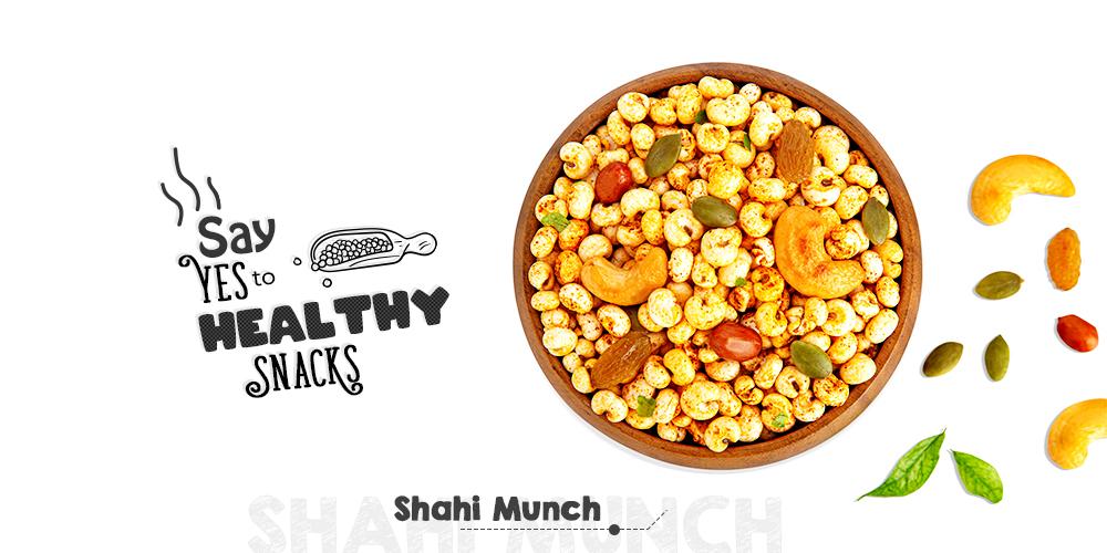Shahi Munch OGMO Foods